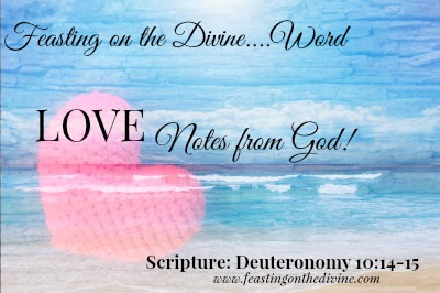 Feast on Divine Food, the Divine Word, while remaining fit!