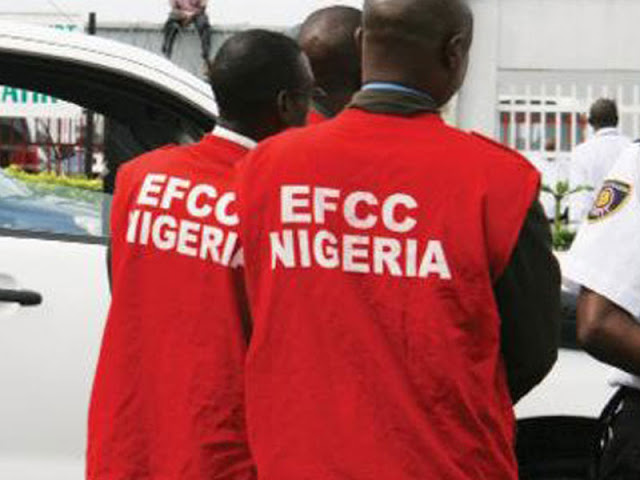 EFCC has frozen three bank accounts belonging to the Benue and Akwa Ibom State governments.