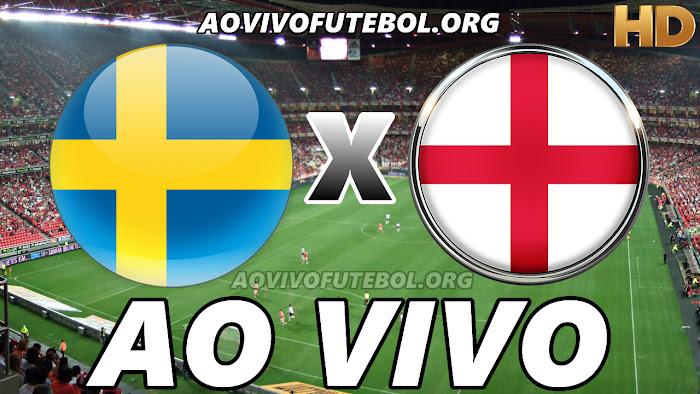 Assistir Suécia x Inglaterra Ao Vivo HD