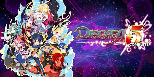 Nuevos detalles y gameplay de Disgaea 5 Complete Edition
