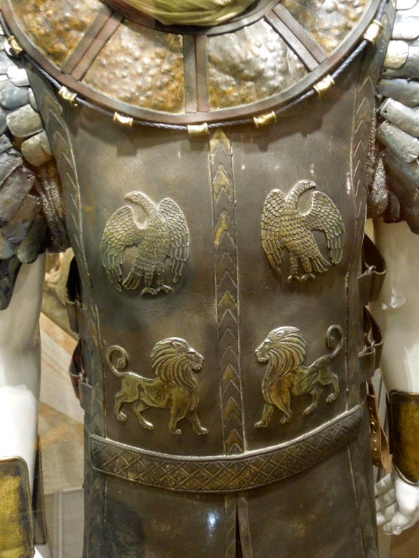 Exodus Gods and Kings Moses armour breastplate