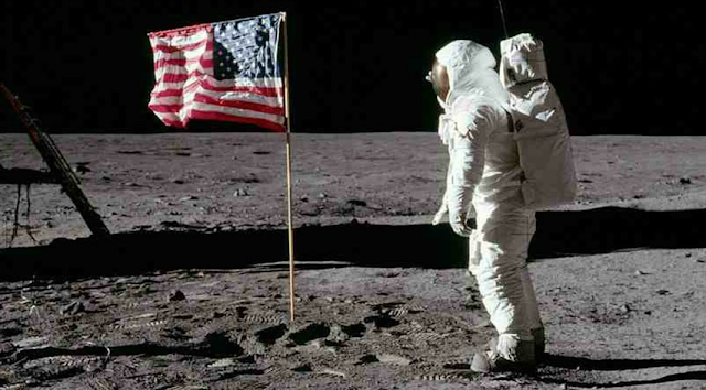 Hollywood Rewrites History – Erases US Flag Display in New Movie on Moon Landing — It Doesn't Fit Their Narrative