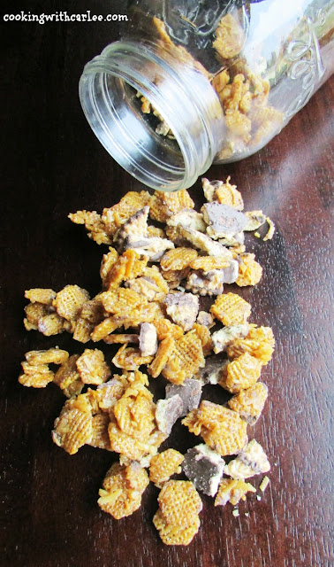 Samoa Smacky Delicious Mix