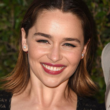 Emilia Clarke, Professional Badass, Goes Unapologetically Nude