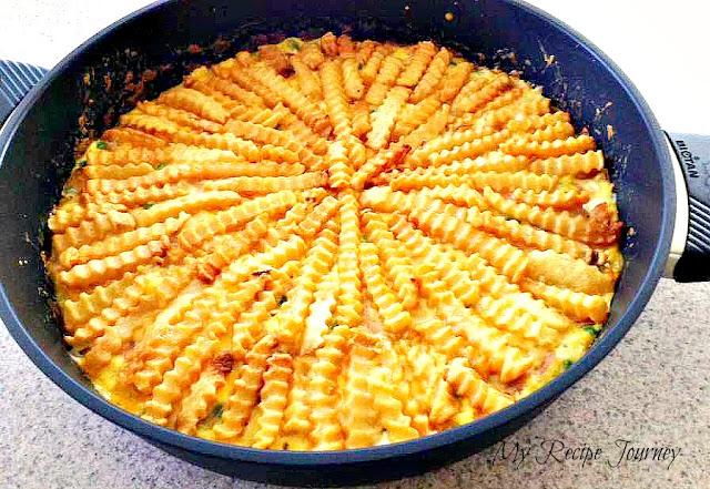 Fry-Tata Fritata