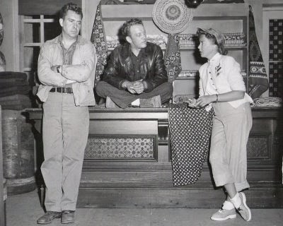 The Hitch-Hiker 1953 film noir Ida Lupino