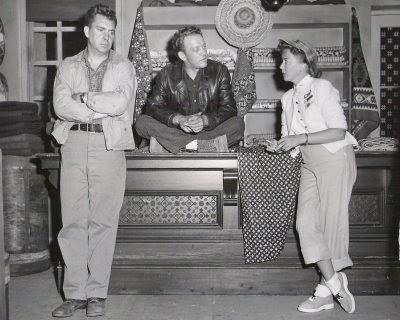 The Hitch-Hiker 1953 film noir Ida Lupino