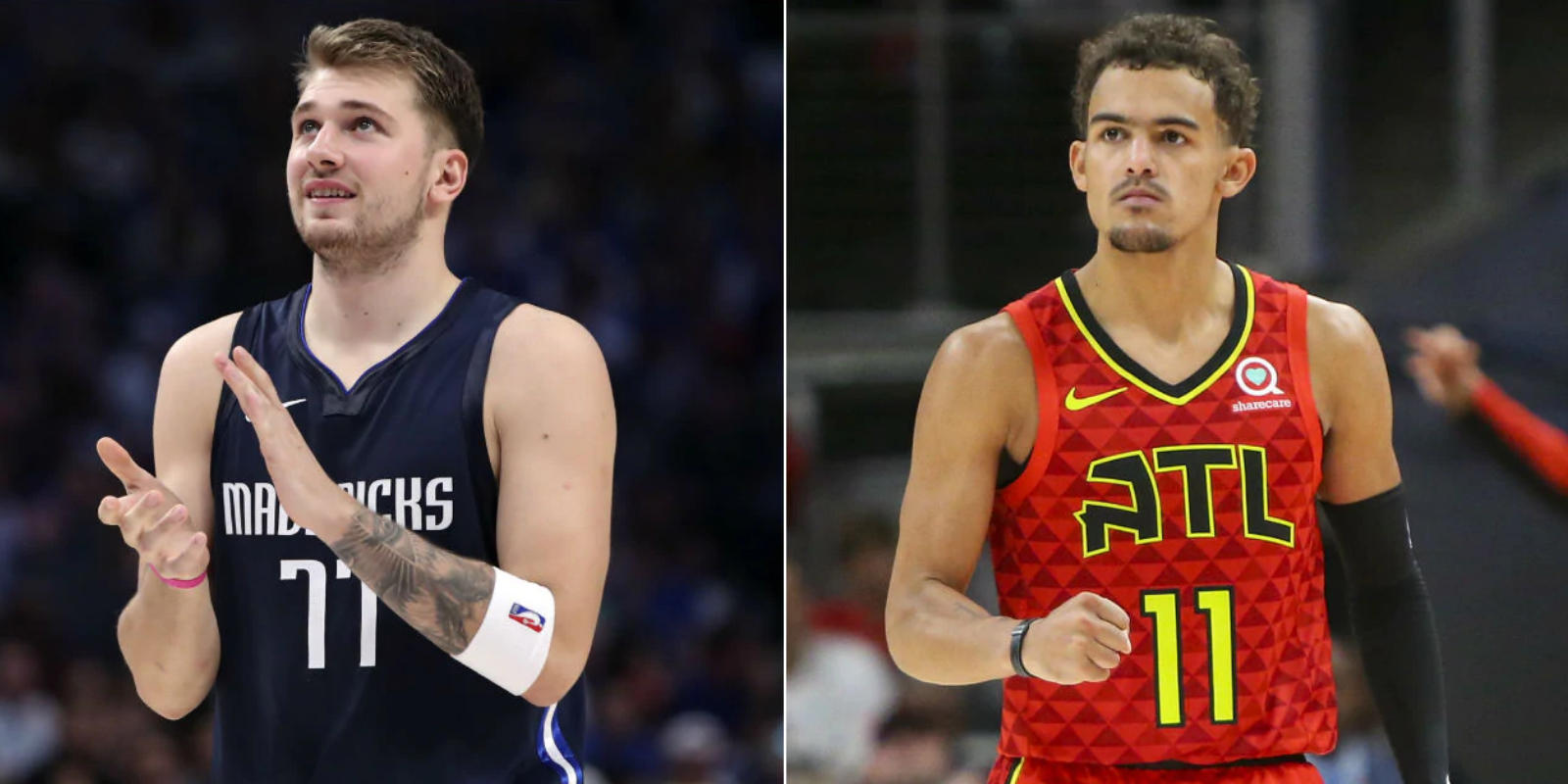 Luka Doncic and Trae Young headline U.S. vs. World showdown in 2020 NBA Rising Stars