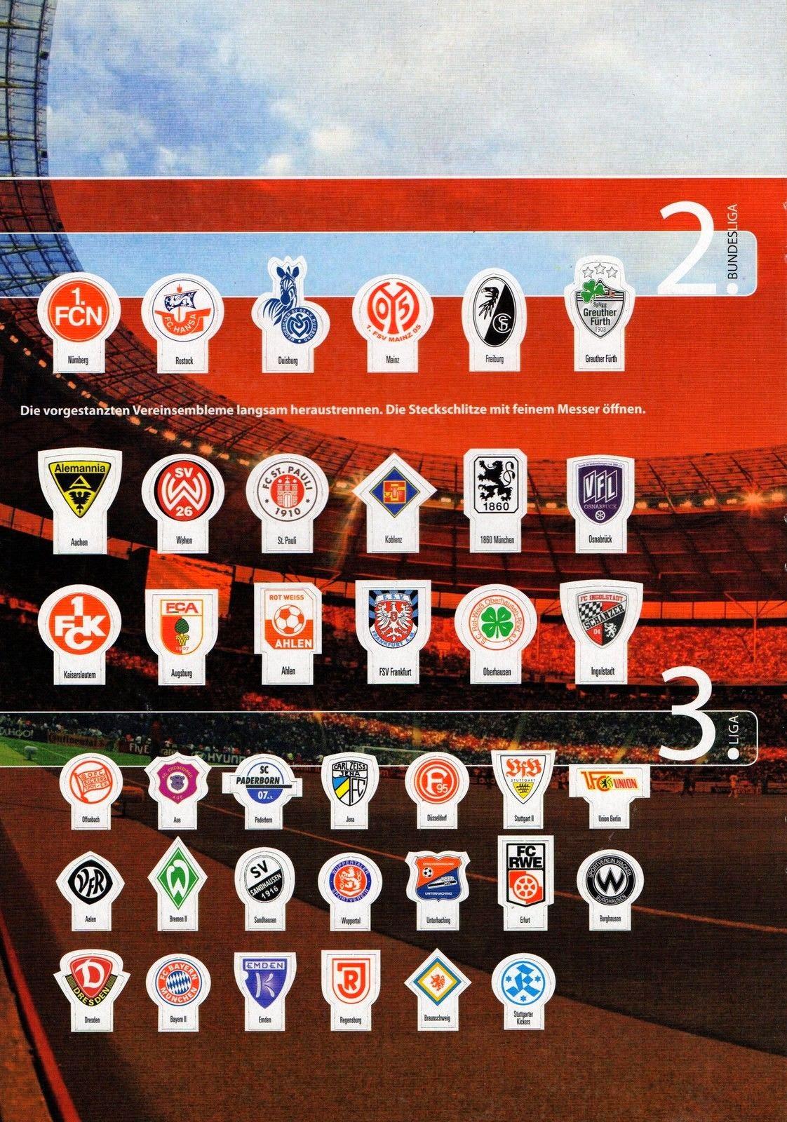Football Cartophilic Info Exchange: Kicker magazin ...