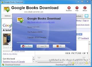 Cara Download Buku Dari Google Books Secara Gratis