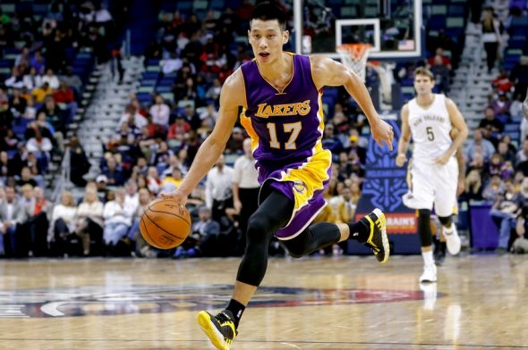 Views From The Edge  Jeremy Lin signs with the Charlotte Hornets d4aff43fe