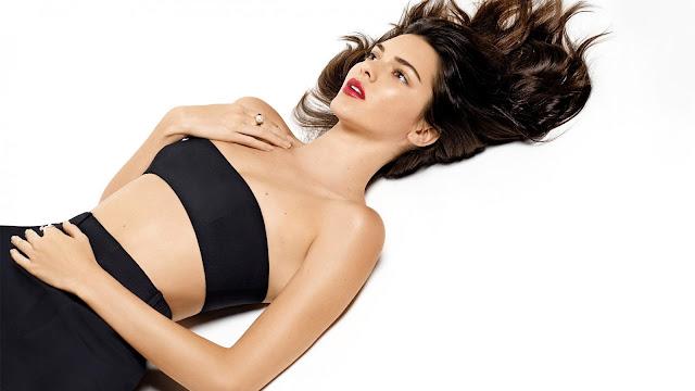 Kendall Jenner Biografi