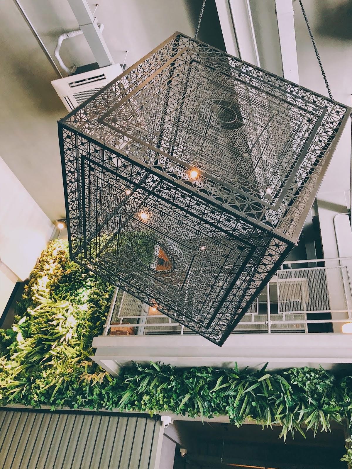 THA Hotel interior