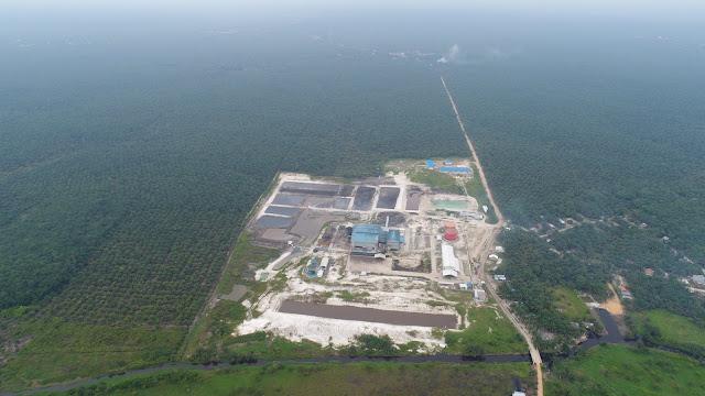 Dua Perusahaan Sawit di Muaro Jambi Hanya Bermodal Pabrik