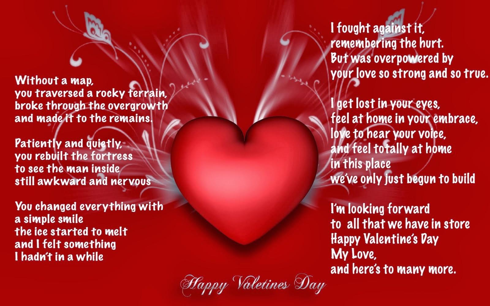 Happy Valentines Day Valentines I Love You
