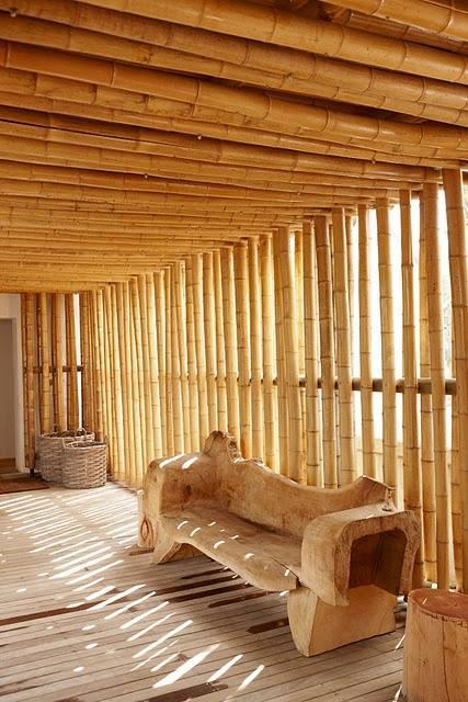 Arteguadua Colombia Decoración Bambú Para Interiores
