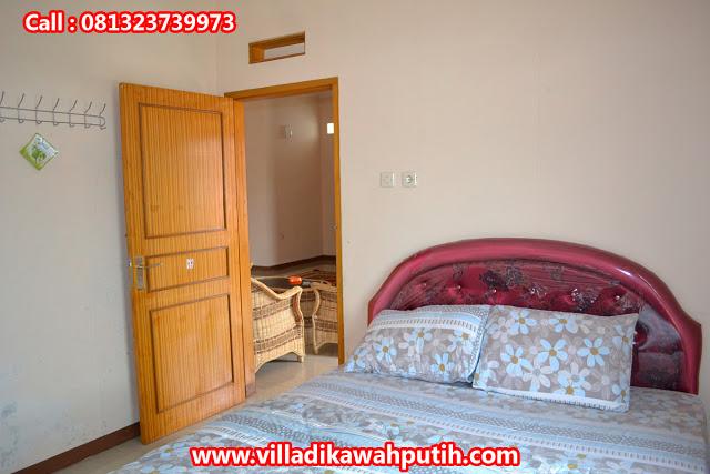 Booking villa di area wisata kawah putih dari pacitan