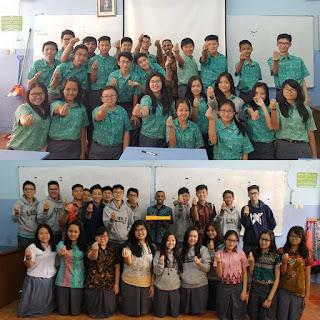 Hari Pertama Masuk Kerja di SMA Bethel Jakarta Menghadirkan Banyak Kesan dan Cerita Unik