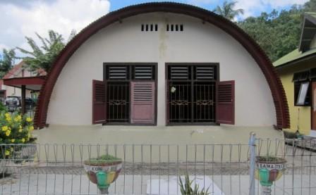 Museum Rumah Bundar museum rumah bundar tarakan museum rumah bundar di tarakan sejarah museum rumah bundar
