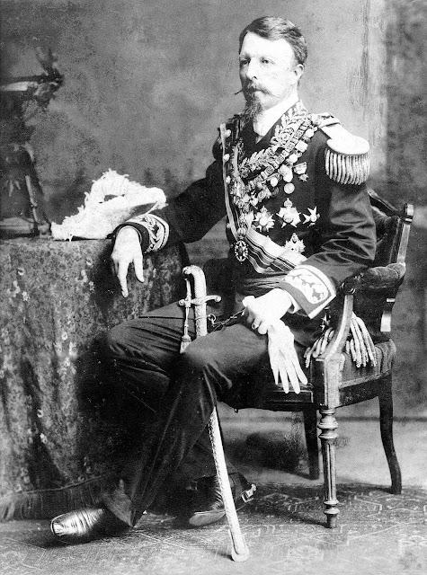 Gastão de Orléans, Conde d'Eu