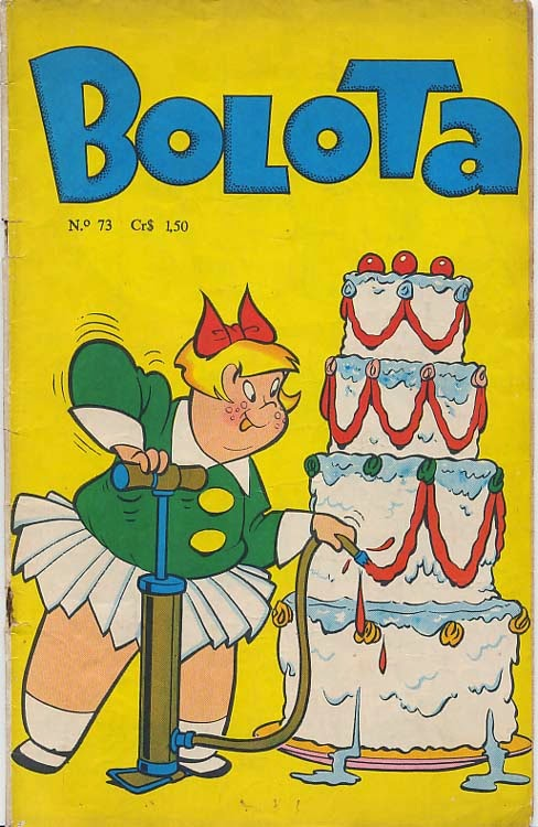 BOLOTA (LITTLE LOTTA)