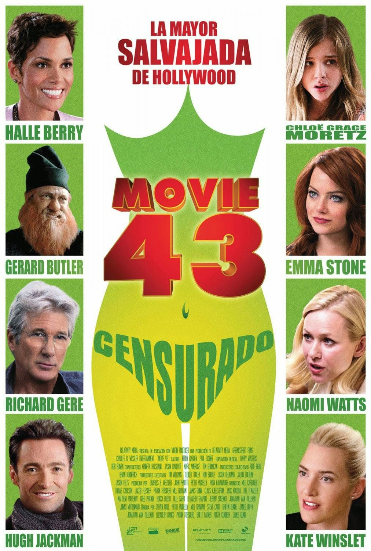 Movie 43 มูฟวี่ 43 มหกามป่วน XXX [HD]