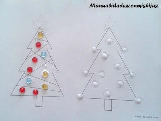 manualidad-infantil-ninos-2-anos-navidad