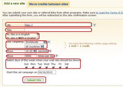 easyhits4upic8 Cara Mudah Daftar dan Meningkatkan Traffic Blog/Web di Easyhits4u