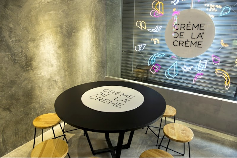Kedai Aiskrim Crème De La Crème Di Damansara Uptown