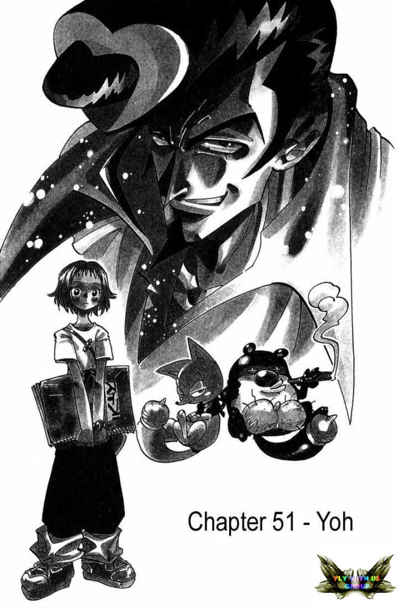 Shaman King [Vua pháp thuật] chap 51 trang 2