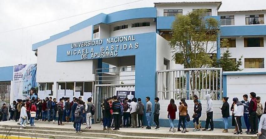 UNAMBA: Ordenan captura para rector Adolfo Prado Cárdenas, de la universidad de Apurímac por coima