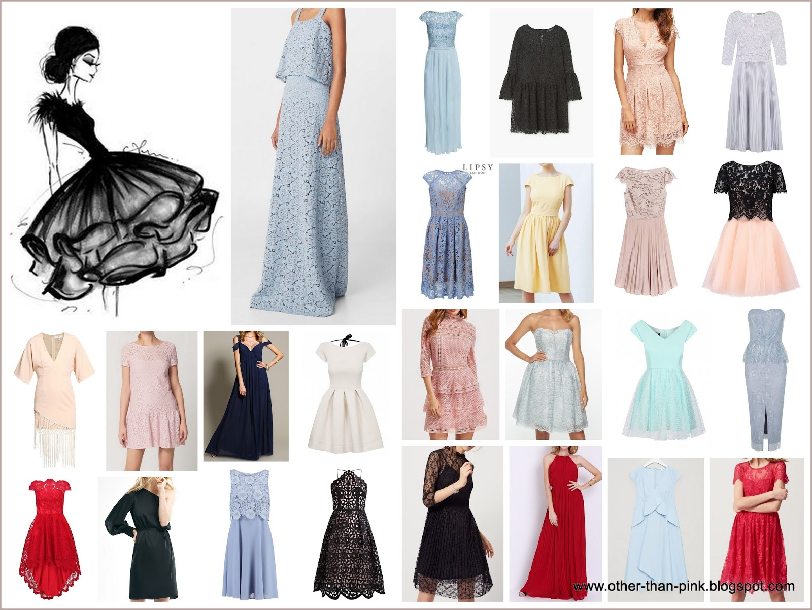 The wedding party dress czyli sukienki na lub i wesele for What to wear to a wedding other than a dress