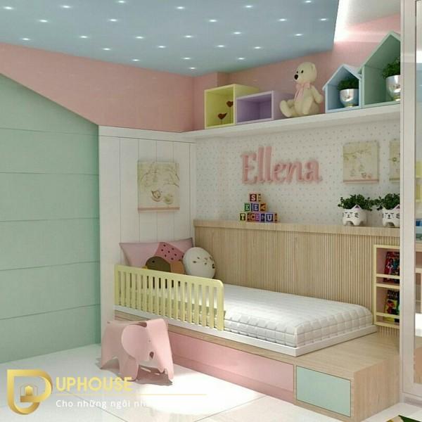Phòng ngủ cho bé B-17