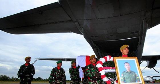 Innalillahi. Usai Menshalatkan Jenazah, Anggota TNI Ini Meninggal Dunia