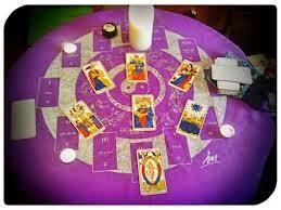 Tirada de Tarot de 7 cartas
