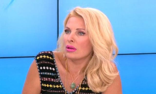 Εισβολή συζύγου συνεργάτη της Μενεγάκη στο πλατό: «Δεν είναι κατάσταση αυτή…πήγαινε βάλε…»