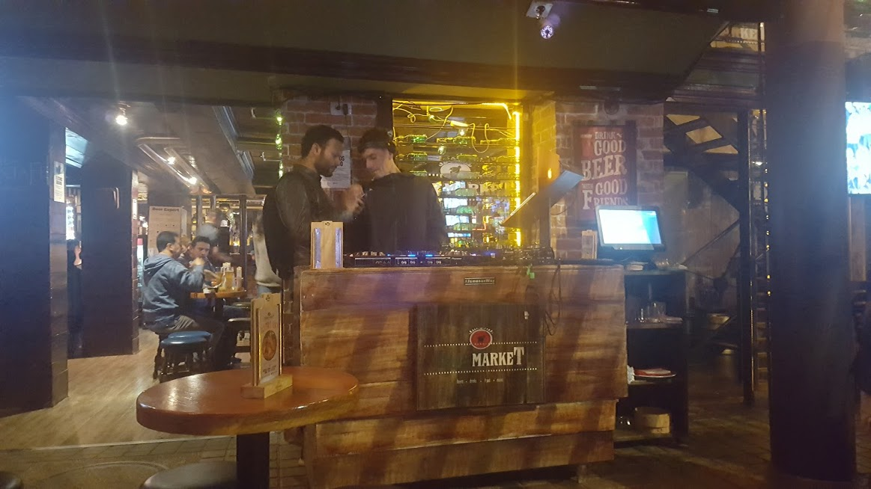 Bar Bier Market na Zona T - Bogotá