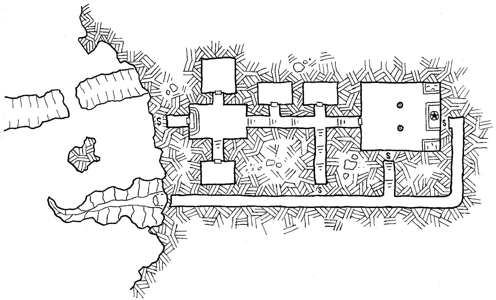 The Castellan's Corner: The Secret Smithy of Rurik Thick