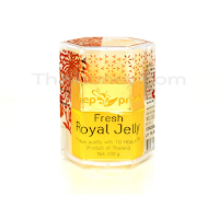 Fresh Royal Jelly 100g (Thep Prasit)