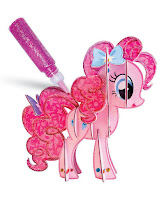 MLP Pinkie Pie 3D Pony DIY Kit by Fashion Angels