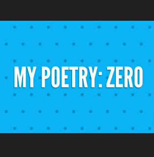 About poem, poetry of zero,
