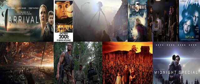 İçerisinde Uzaylı Olan En İyi 10 Film Önerisi