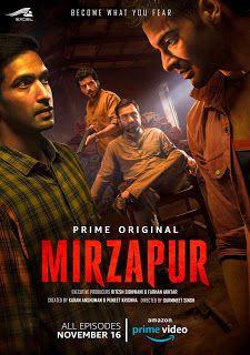Mirzapur Season 1 All Episodes 2018 Hindi 480p HDRip Download Free 1GB
