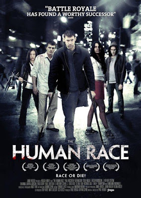 The Human Race 2013 DVD R2 PAL Spanish