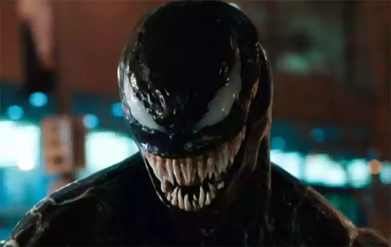 Venom Official Trailer #1 (2018)