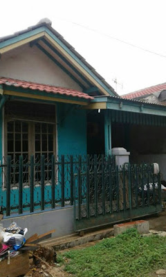 Rumah Dijual Taman Raya Tambun Bekasi Dekat Ke Stasiun Tambun