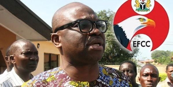Dasukigate: EFCC goes tough on Fayose, set to seize his N1.35bn properties