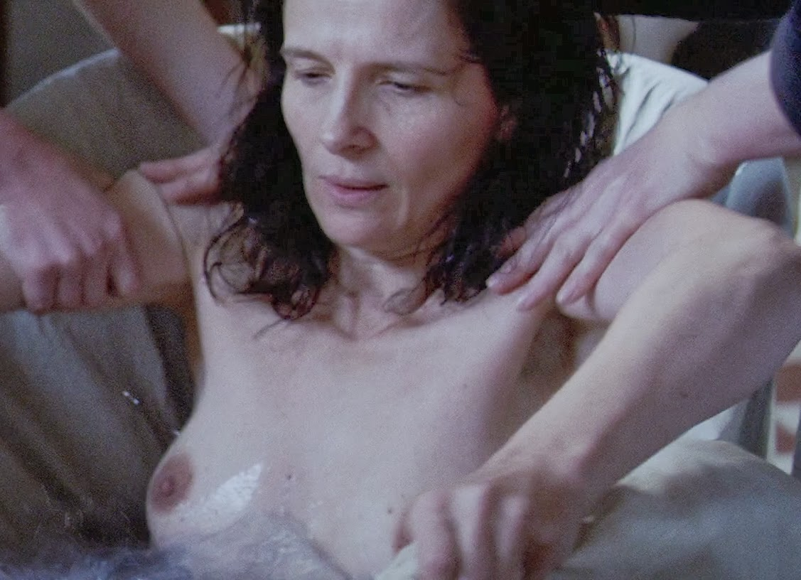 And the juliette binoche nude naked