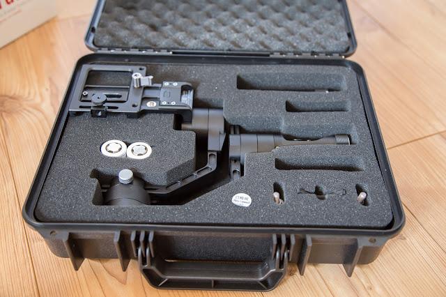 Zhiyun- Crane V2 Gimbal  Zhiyun-Tech Test  Gimbal-Review  Elektronisches-Schwebestativ15