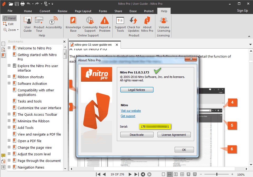 nitro pro 10 serial number 64 bit